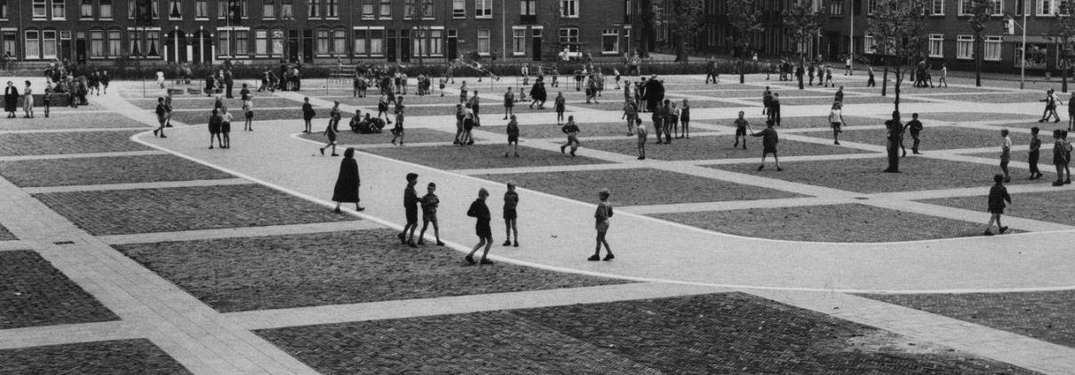Schimmelplein 1957